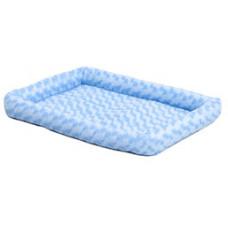 MidWest лежанка Fashion плюшевая 61х46 см голубая