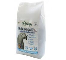 FIORY корм для серых африканских попугаев Micropills Grey Parrots 1,4 кг
