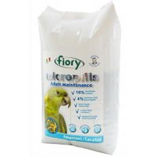 FIORY корм для амазонских попугаев и какаду Micropills Amazzoni/Cacatua 1,4 кг