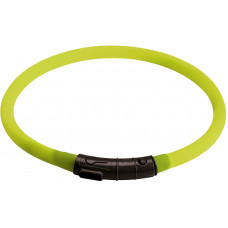 Hunter cветящийся шнурок на шею LED Yukon 20-70 см лайм