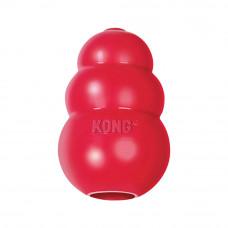 """KONG Classic игрушка для собак """"КОНГ"""" XL очень большая 13х8 см"""