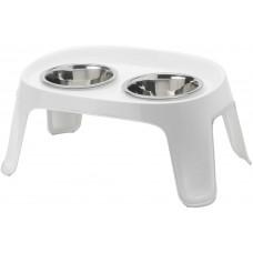 Moderna Skybar барный столик 2x850 20h, белый