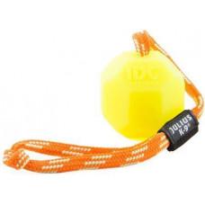 JULIUS-K9 игрушка для собак Мяч с ручкой 6см, флуоресцентный, силикон