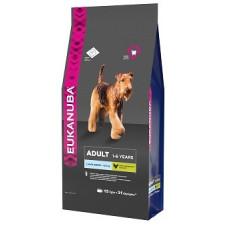 EUK Dog корм для взрослых собак крупных пород 15 кг