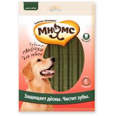 Мнямс Зубные палочки для собак размер S, 7 шт. х 24 г, 12 см