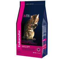 EUK Cat корм для взрослых кошек с избыточным весом и стерилизованных 400 г
