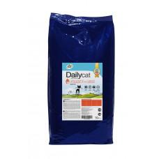 Дэйли Кэт Эдалт корм для взрослых кошек с индейкой и рисом / Daily Cat Adult 3 кг