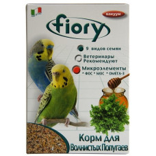 FIORY корм для волнистых попугаев Pappagallini 1 кг