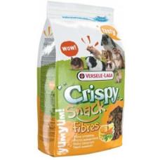 VERSELE-LAGA дополнительный корм для грызунов с клетчаткой Crispy Snack Fibres 650 г